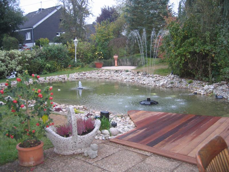Gartenteich Bilder Beispiele – siddhimind.info